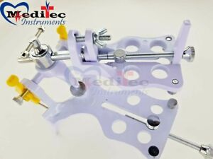 1pc Dental Articulator Lab Galetti Dental Plasterless Finest Quality Articulator