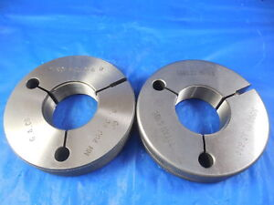 M40 X 1 5 6g Metric Thread Ring Gage 40 0 1 50 No Go Only Pd 38 844 Inspection