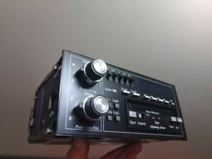 1988 92 Gm Delco Am fm Cassette Stereo Radio For Cadillac 16127076