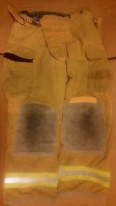 Firefighter Bunker Turnout Gear Pants Lion 36x30 3