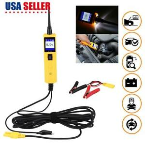 12v Power Probe Car Circuit Tester Electrical Avometer Voltage Diagnostic Tool