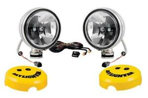 Kc Hilites Daylighter Off Road Lights System Chrome Housing 237