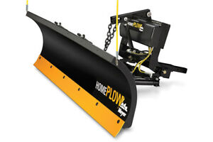 Homeplow Wireless Auto Angling Snow Plows 25000 Fhk31230