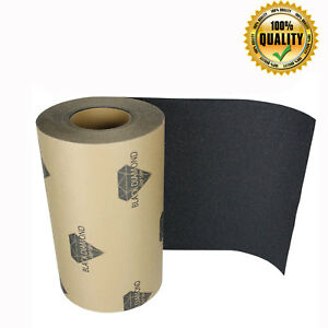 Anti Slip Traction Tape Black Roll Safety Non Skid Self Adhesive Silicon 12 x10