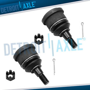 New 2 Front Lower Ball Joints Fits Jeep Liberty 2005 2006 2007