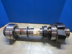 Supermax 3 Super Max Cnc Vertical Mill Cat40 Ct40 Bt40 Spindle Cartridge
