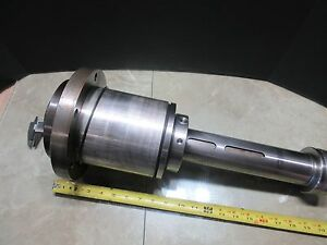 Shizuoka Cnc Vertical Mill 20 Cat 40 Bt40 Ct40 Spindle Cartridge Unit