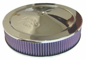 K N Filters 60 1430 Custom Air Cleaner Assembly