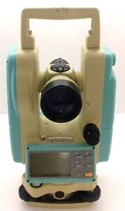 Used Leica Ldt05 Digital Theodolite With Carrying Case Id292627