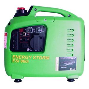 Lifan 700 w Super Quiet Portable Gas Powered Inverter Generator Home Rv Camping