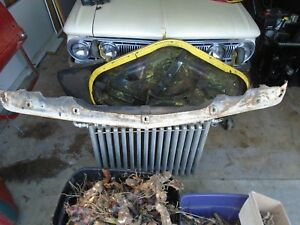 1963 Mercury Comet Front Bumper Splash Guard