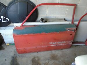 1963 Mercury Two Door Comet Left Hand Door