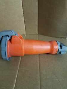 Used Hubbell 460c12w 60 Amp 125 250 Vac