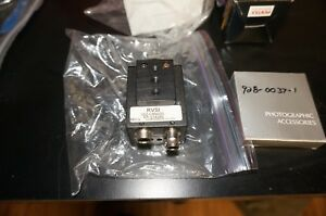 Rvsi Machine Vision Ccd Camera With Fuji Lens Extension Tubes And Filter