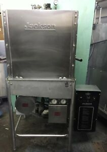 Jackson Tempstar Stainless Steel Commercial Dish Washer Machine