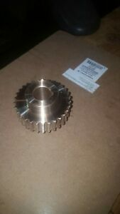 Cincinnati Hydrashift Apron Worm Gear