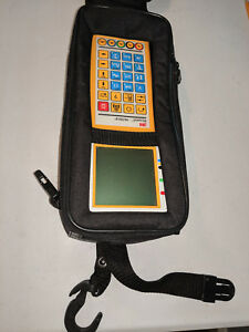 3m Dynatel 965dsp 965 dsp Tdr Spectrum Analyzer W D814 Punch Down Tool