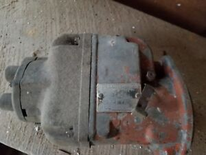 Allis Chalmers Ac Wd Fairbanks Morse Magneto Distributor Barn Find