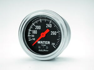 Auto Meter Products 2431 Traditional Gauge Water Temperature