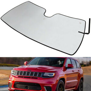 Window Windshield Sun Shade Sun Visor For Jeep Grand Cherokee Suv 2011 2018 ya