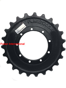 New Mini Excavator Sprocket Fit For Yanmar B30 Undercarriage Part