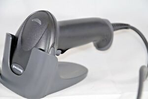 Honeywell Handheld Adaptus 3800g Usb Barcode Scanner W Holder Stand