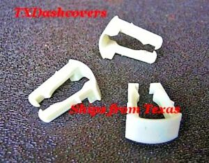Ford Fuel Line Retainer Clips For 5 16 Fuel Line 5 clips Line Fasteners