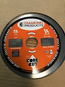 Diamond Products Core Cut 46214 16 inch By 0 125 By 1 inch Hd Masonry Blade