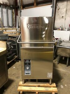 Champion Dh5000 Commercial Door Type Dishwasher Scratch And Dent