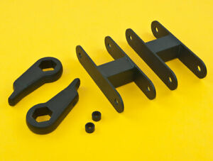 1995 2005 Ford Explorer 2wd 4wd Steel Lift Kit Front 1 5 rear 1 5 Shackle