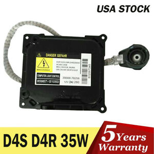 Factory Hid Oem Replacement Ballast D4s D4r For 2006 09 Toyota Prius 85967 52020