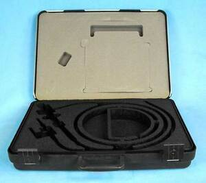 Olympus Scope Case Cyf 4 Or 5 Can Be Adapted For Other Uses Secure Latching