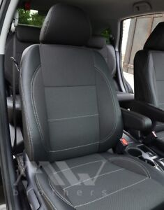 Seat Covers Honda Cr V Iii 2006 2012 Leather Premium Personal Style