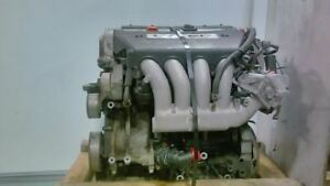 2006 2007 Honda Accord Engine Assembly 2 4l 2493885