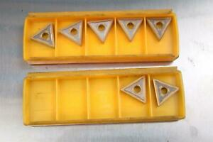 7 Kennametal Carbide Insert Kc9110