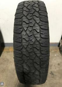 1x Take Off P245 70r16 Goodyear Wrangler Trailrunner At 12 32nds Used Tire