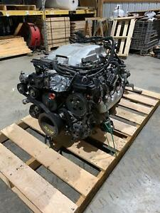 Cts v Camaro Zl1 Lsa Supercharged Engine 6 speed Manual Transmission Drop Out