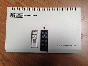Universal Programmer Tester Model U 1 Leap Electronic Co