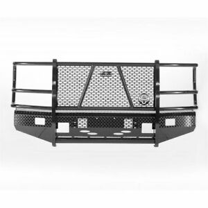 Ranch Hand Fsf171bl1 Summit Front Bumper For 2017 2018 Ford F250 F350 F450 F550