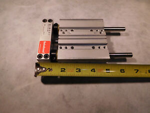 Robohand Linear Motion Slide Actuator With Pneumatic Cylinder 1 Stroke