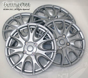 4pcs Qty 4 Wheel Cover Rim Skin Cover 17 Inch Style 533 17 Inches Hubcap