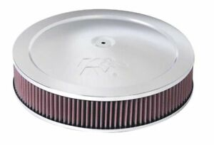 K N Filters 60 1280 Custom Air Cleaner Assembly