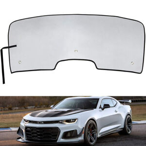 Car Window Windshield Sun Shade Visor Shield Accessory For Chevrolet Camaro ya