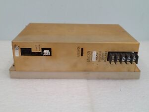 Warranty Haas Brushless Servo Amplifier Drive 45a 4017b Rev F 7624