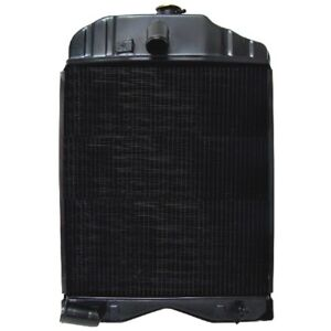 182456m91 184525m91 Radiator For Massey Ferguson Massey Harris 65 50
