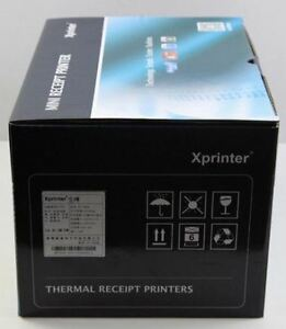 Thermal Barcode Label Printer Xprinter Xp 370b Commercial Used Tools