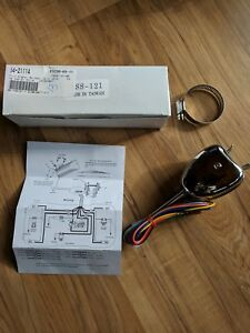 Vintage Steering Column Mounted Aftermarket Turn Signal Switch