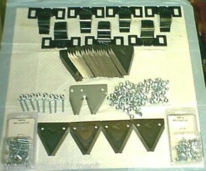 Switch Your Massey 31 Or 41 Sickle Mower From Rivets To Bolts Kit