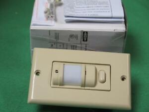 Hubbell Iws zp 3p 1 Occupancy Motion Sensor Lighting Control Passive Infrared