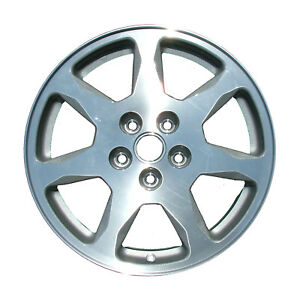 04566 Refinished Cadillac Seville 2001 2003 17 Inch Wheel Rim